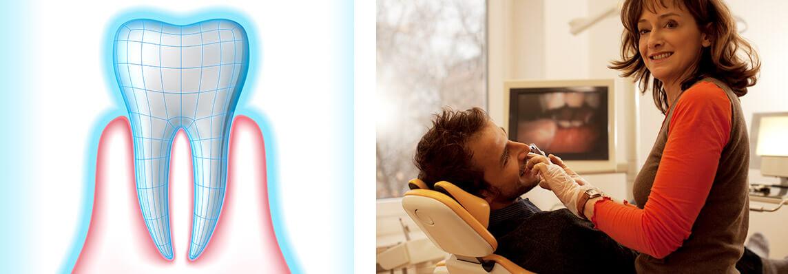endodontologie wurzelbehandlung in muenchen - Endodontologie München