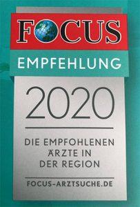focous empfehlung 2020 siegel 203x300 - Startseite